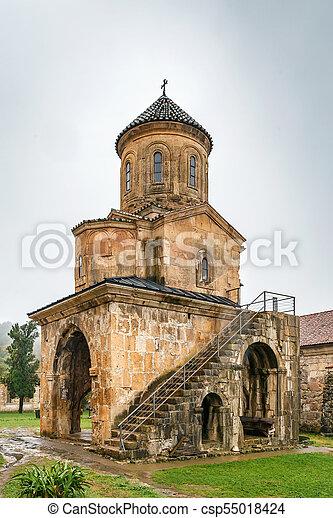 monasterio Gelati, Georgia - csp55018424
