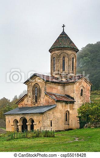 monasterio Gelati, Georgia - csp55018428