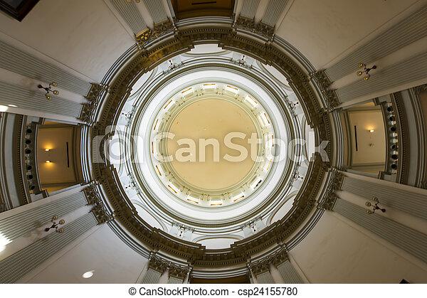 Georgia State Capital - csp24155780