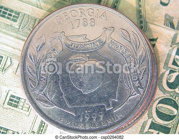 Georgia - csp0294082