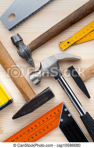 gereedschap, achtergrond - csp10586680