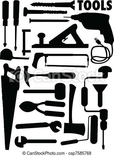 gereedschap - csp7585768