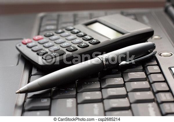 gereedschap, kantoor - csp2685214
