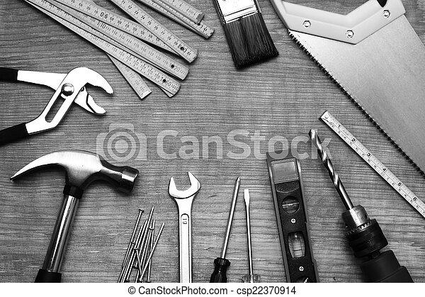 gereedschap - csp22370914