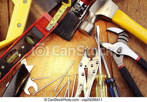 gereedschap - csp24296411
