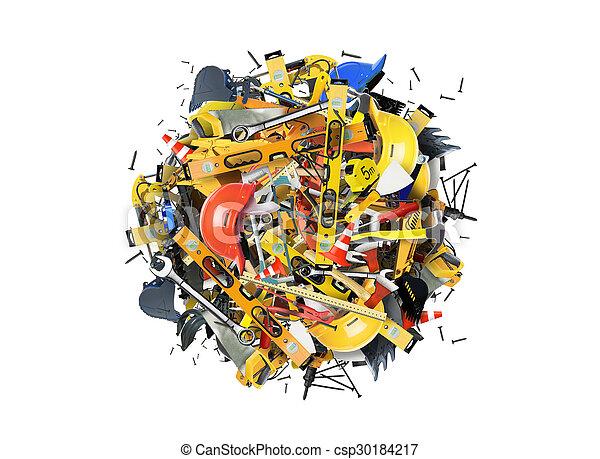 gereedschap - csp30184217