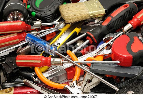 gereedschap - csp4740071
