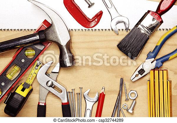 gereedschap - csp32744289