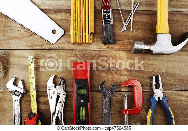 gereedschap - csp47524585