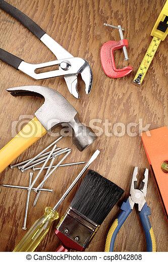 gereedschap - csp8042808