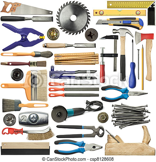gereedschap - csp8128608