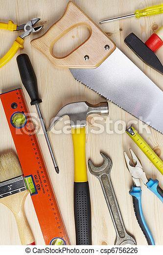 gereedschap - csp6756226