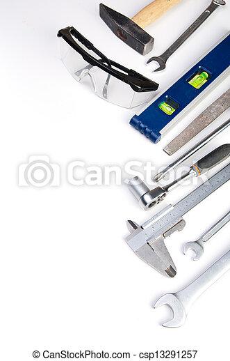 gereedschap - csp13291257