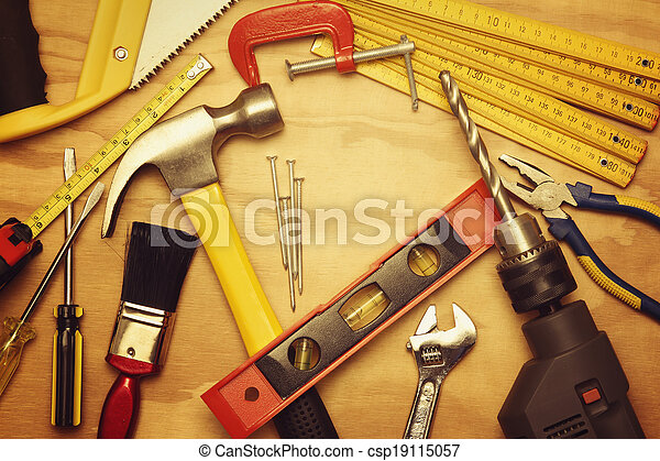 gereedschap - csp19115057