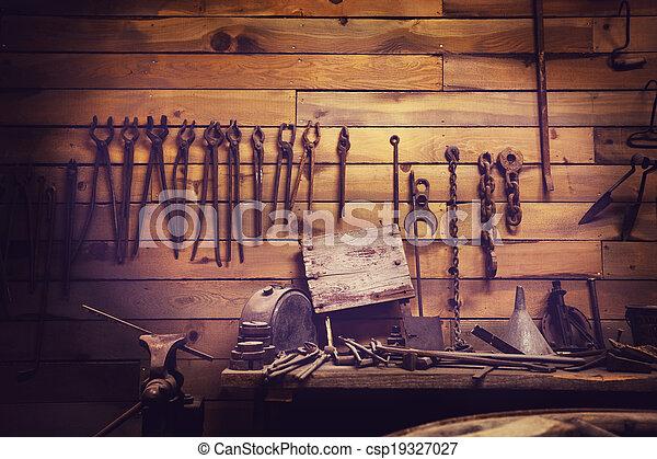 gereedschap - csp19327027