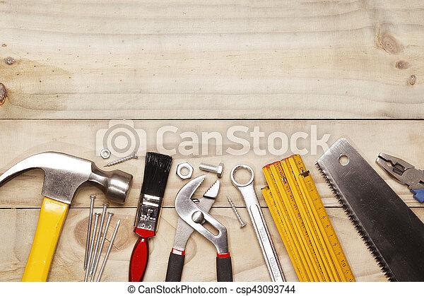 gereedschap - csp43093744