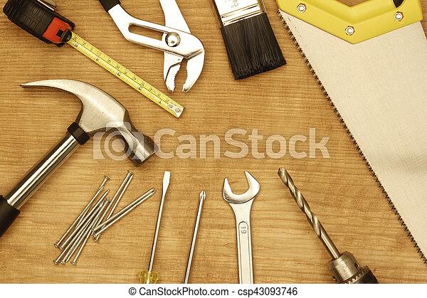 gereedschap - csp43093746