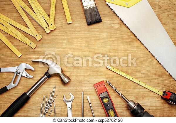 gereedschap - csp52782120