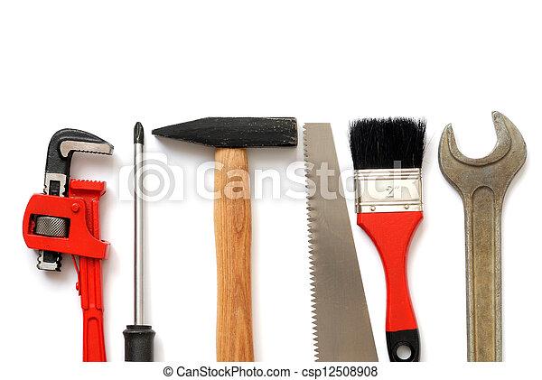 gereedschap - csp12508908