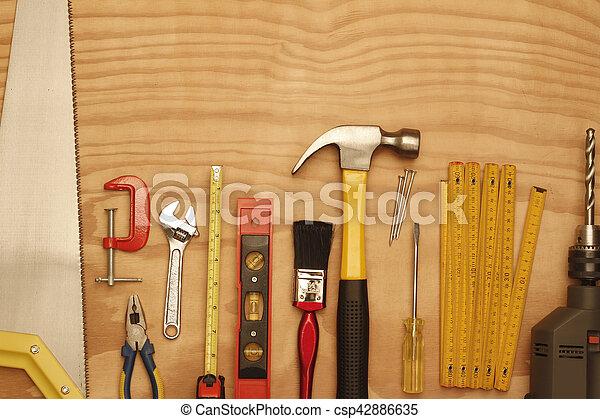 gereedschap - csp42886635