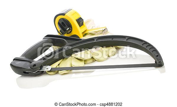 gereedschap, werkende  - csp4881202
