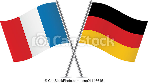 german and french flags vector illustration vector clip art rh canstockphoto com french flag clip art free flag clipart france
