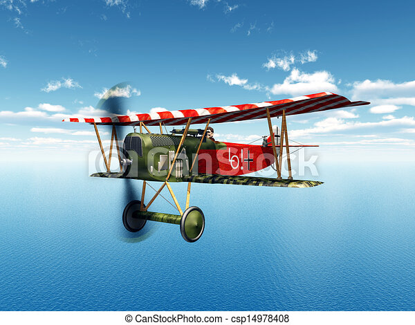 German Fighter Plane