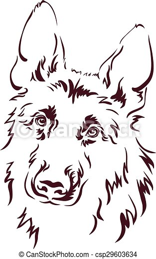 german shepherd vector illustration vectors search clip art  illustration  drawings and eps german shepherd clip art svg german shepherd clip art images