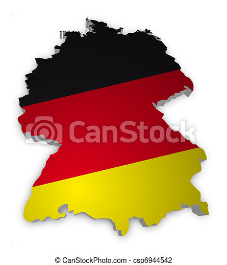 germany 3d 3d outline of germany with flag clip art search rh canstockphoto com germany clip art free germany clipart free