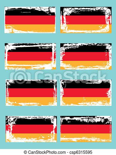 Germany flag - csp6315595