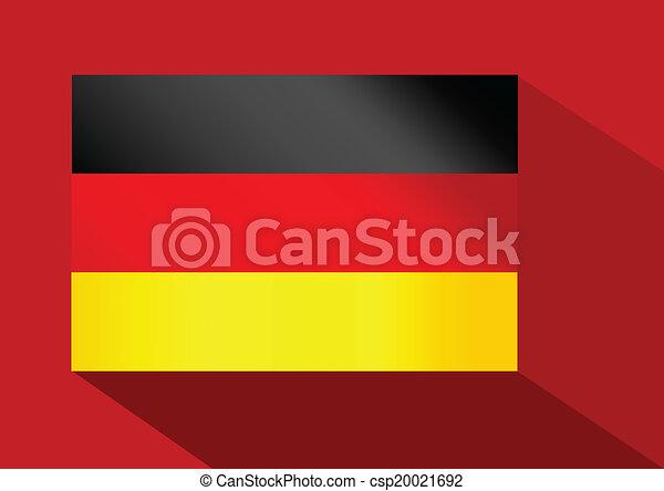 Germany Flag - csp20021692