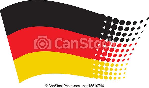 germany flag - csp15510746