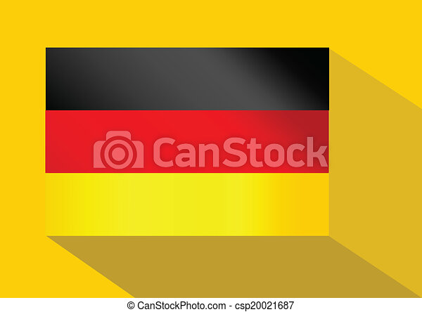 Germany Flag - csp20021687