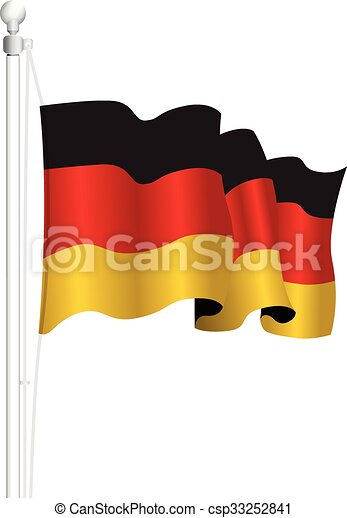 germany flag - csp33252841