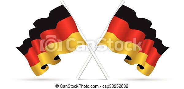 germany flag - csp33252832