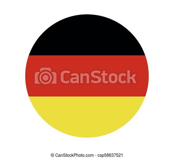 Germany flag - csp58637521