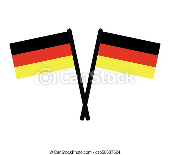 Germany flag - csp58637524