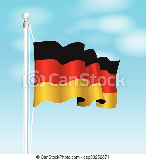 germany flag - csp33252871