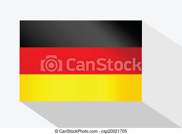 Germany Flag - csp20021705