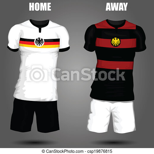 Germany soccer jersey vector clip art search for Germany mercedes benz soccer jersey