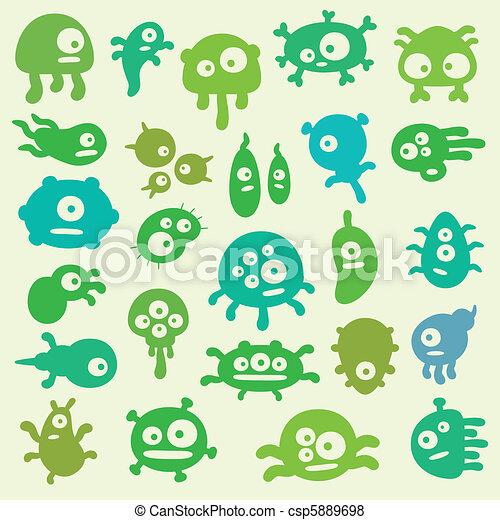 Germs - csp5889698