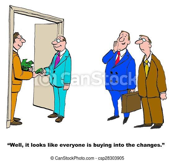 Change Management - csp28303905