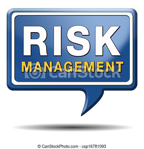 geschäftsführung, risiko - csp16781093