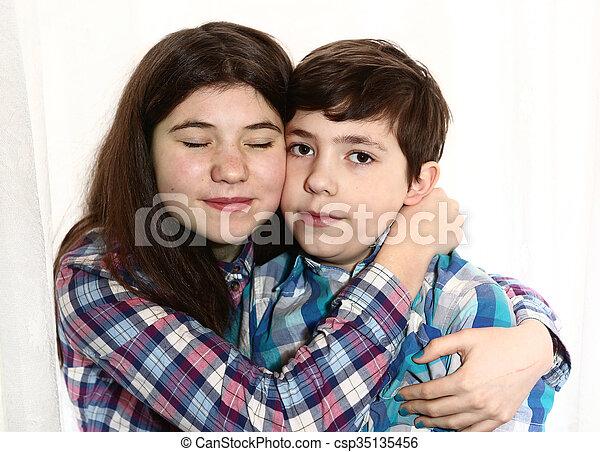Teen Geschwister