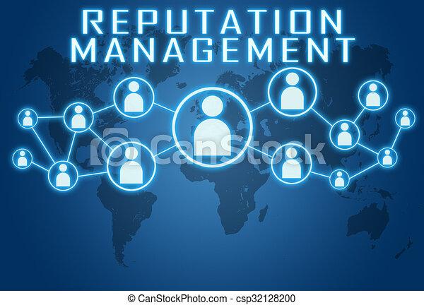 gestion, réputation - csp32128200
