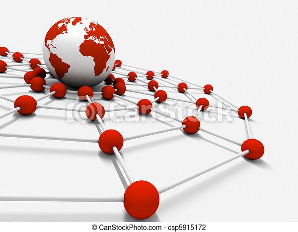 gestion réseau - csp5915172