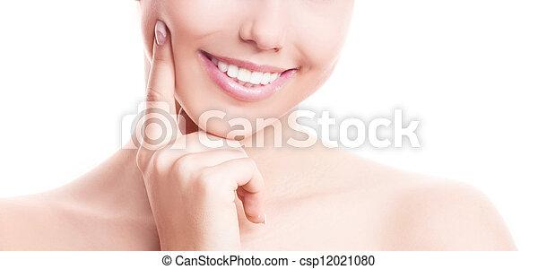 gesunde zähne - csp12021080