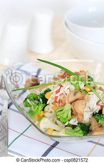 gesundes essen - csp0821572