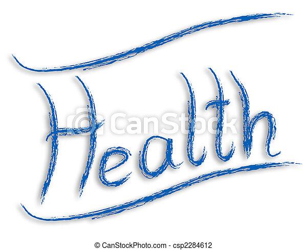 gesundheit - csp2284612