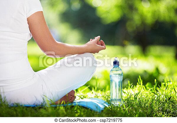 gesundheitsfürsorge - csp7219775